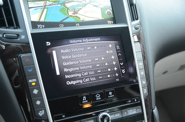 navigation screens