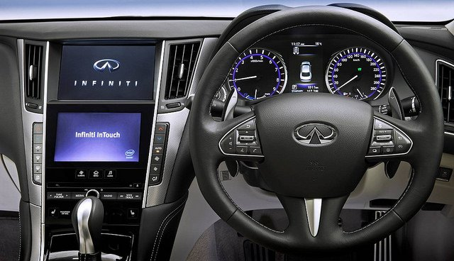 2015 infiniti q50 intouch apps