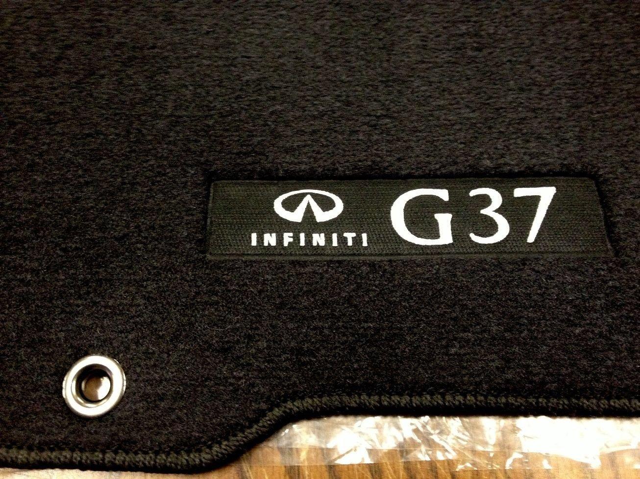 G37 Floor Mats
