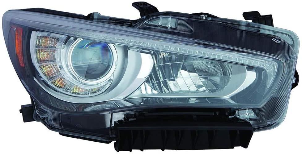 Q50 Headlamp